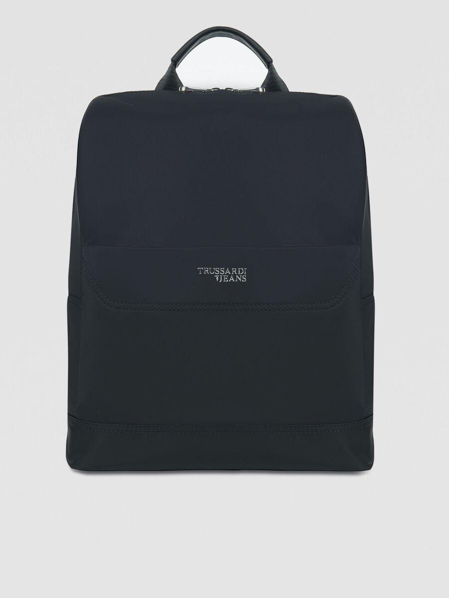 Medium nylon Business City backpack