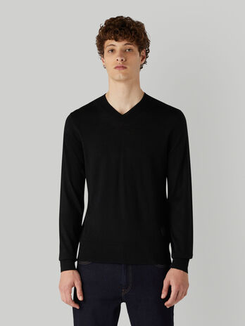 Pullover im Regular-Fit aus Wollmix