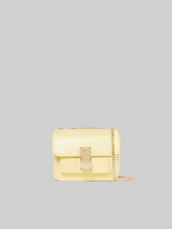Borsa cross-body small Lione in similpelle