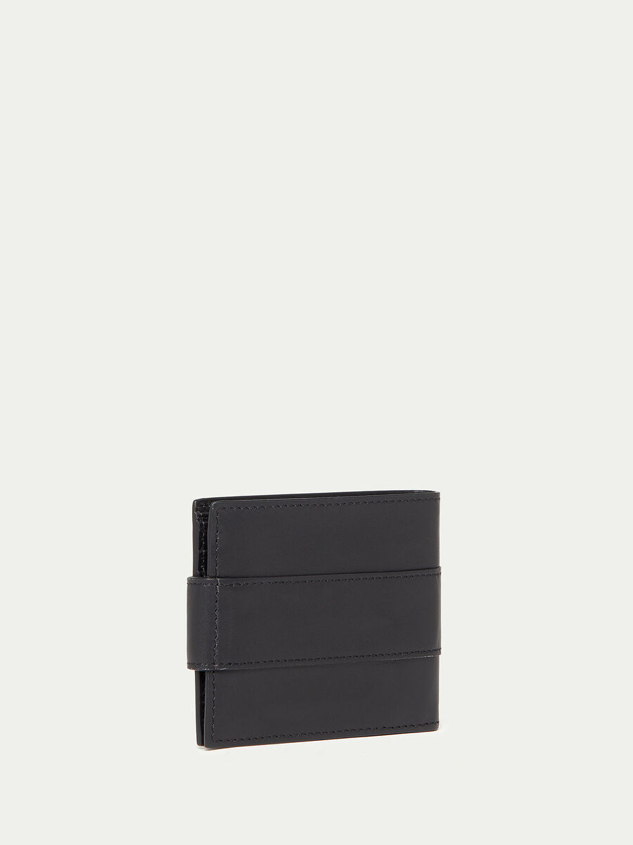 Portafoglio Pocket con fascetta