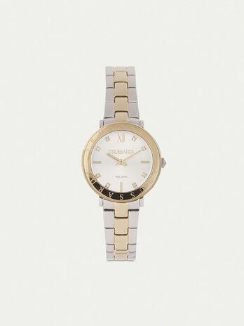 30 mm steel T-Vision watch