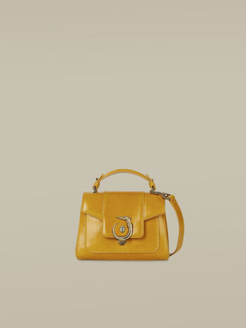 Handbag Lovy mini in pelle