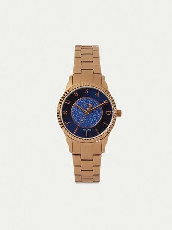 Reloj T-Bent 32MM con pulsera de acero