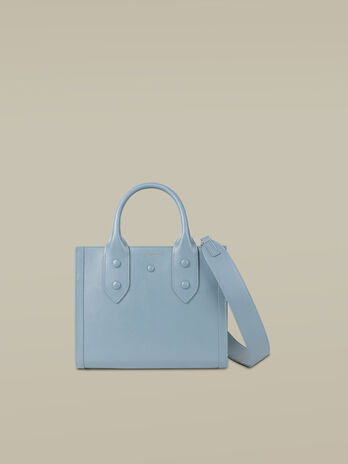 Shopping Bag Venezia small in pelle