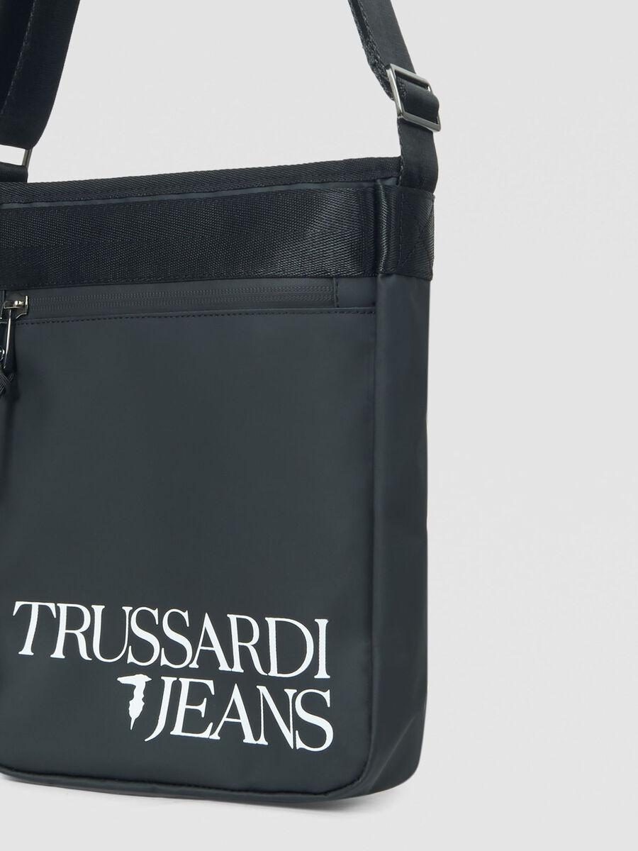 Medium PVC T-Travel reporter bag