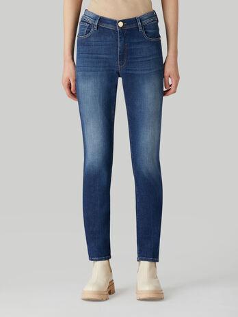 Jeans 105 skinny in denim Flames