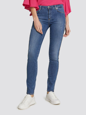 Regular Seasonal 260 jeans with mini band