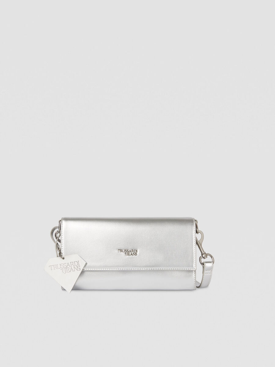 Clutch T-Easy Diamond Small aus Kunstleder