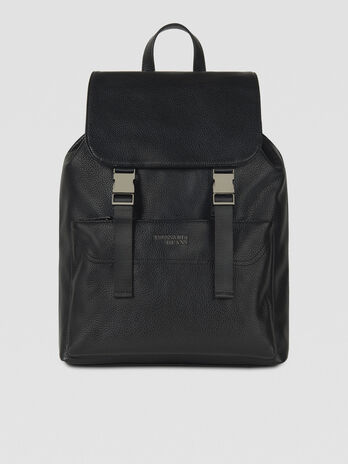 Rucksack Business City Medium aus Kunstleder