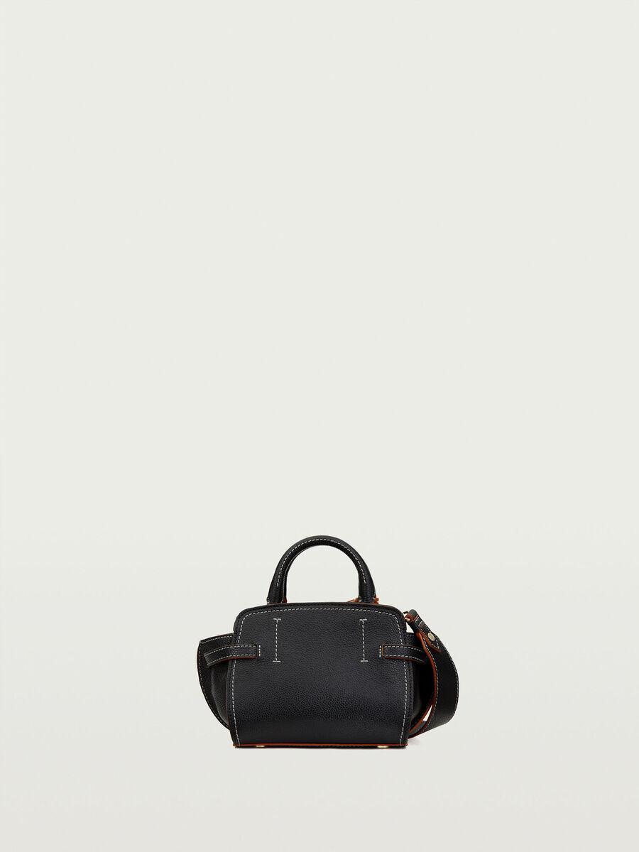 Mini willer calfskin Gita Bag