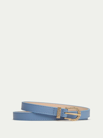 Willer leather belt