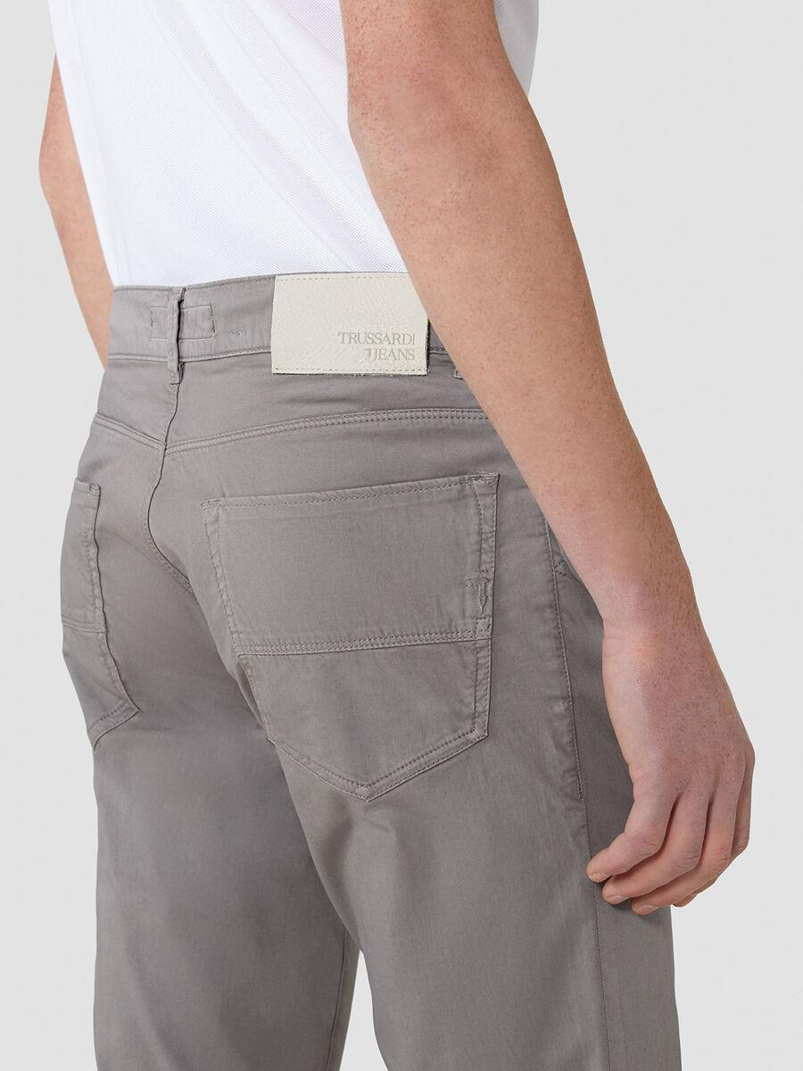 Pantalon 370 Close de saten ligero
