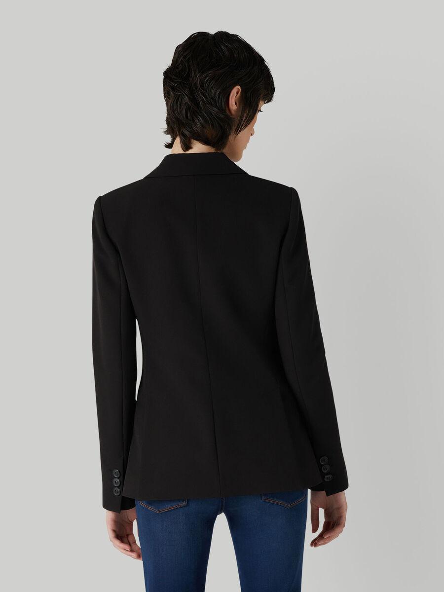 Technical cady blazer