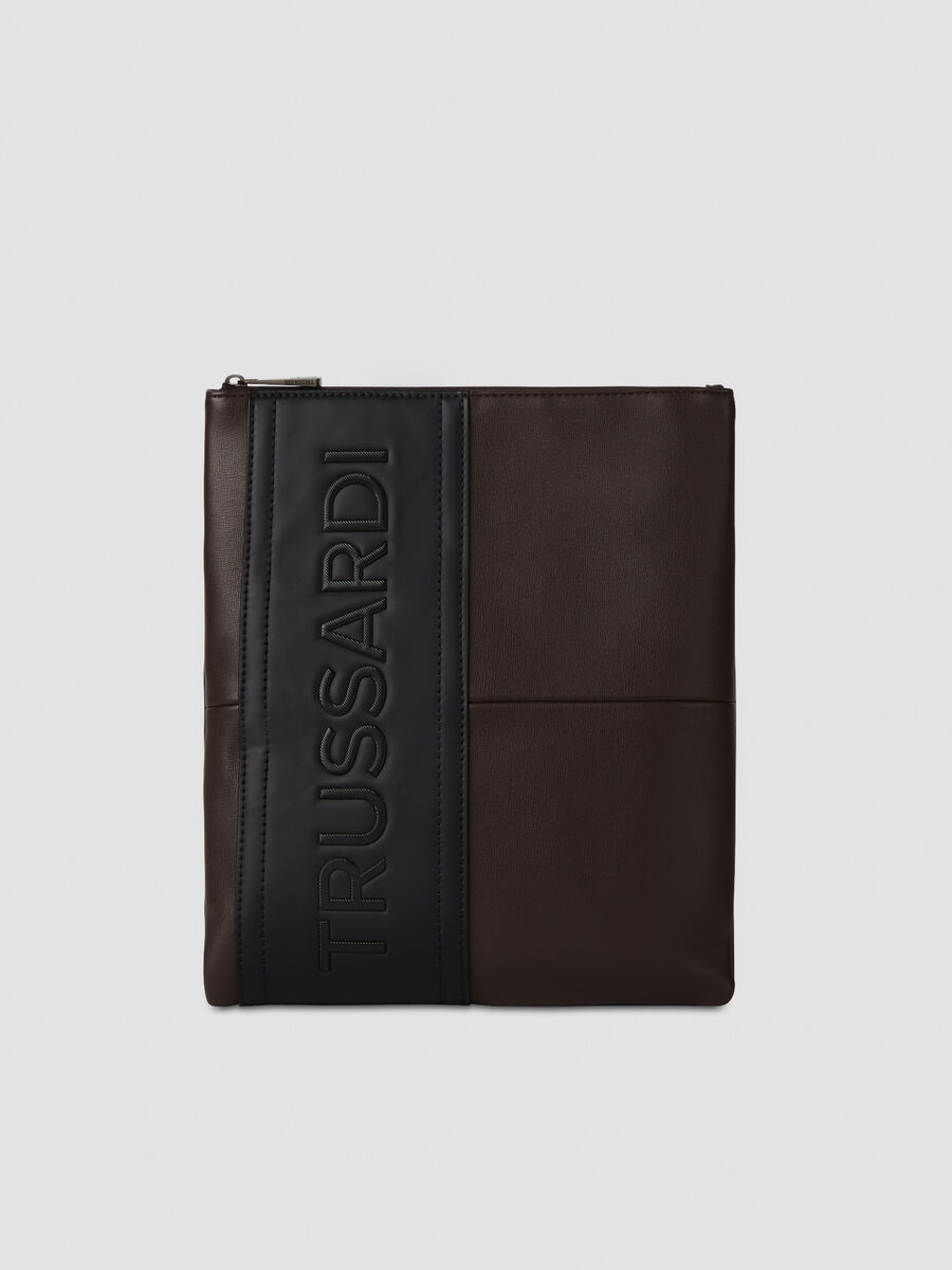 Courmayeur tablet case in smooth faux leather