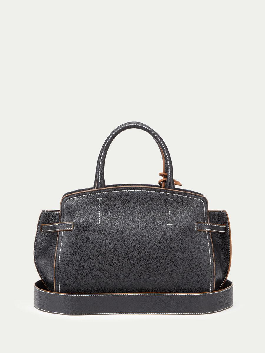 Medium willer Calfskin Gita Bag
