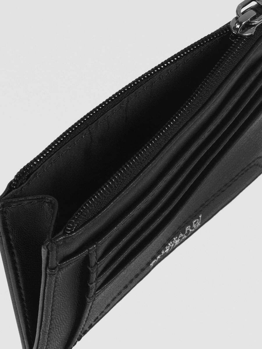 Medium faux leather Essential Business card holder