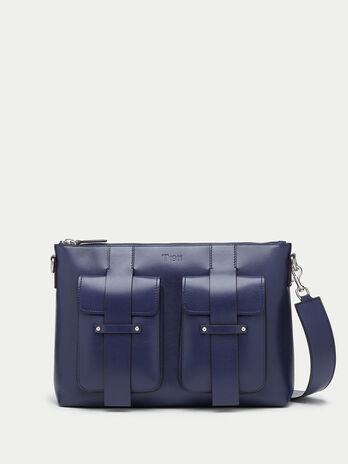 Pocket crossbody bag