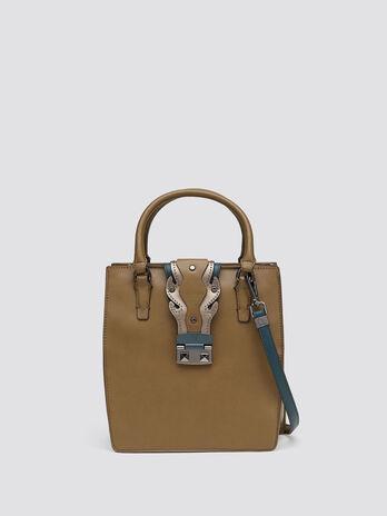 Studded Anice shopping bag
