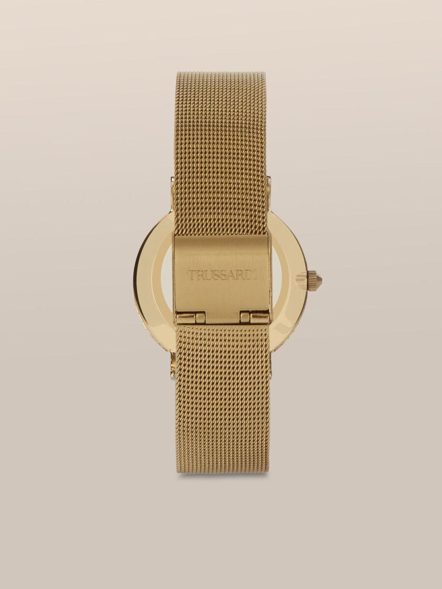Montre T-Motif 33MM a bracelet a maillons