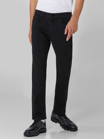 Jeans 380 Icon aus Baumwollstretch Twill