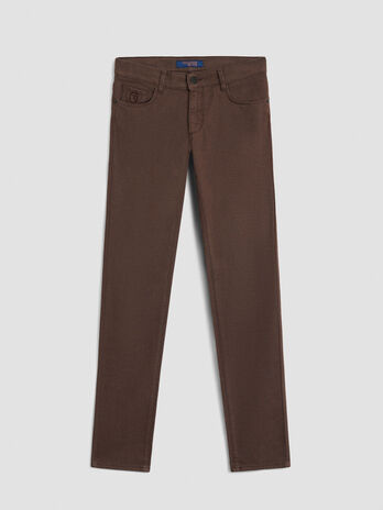 Gabardine Close 370 trousers