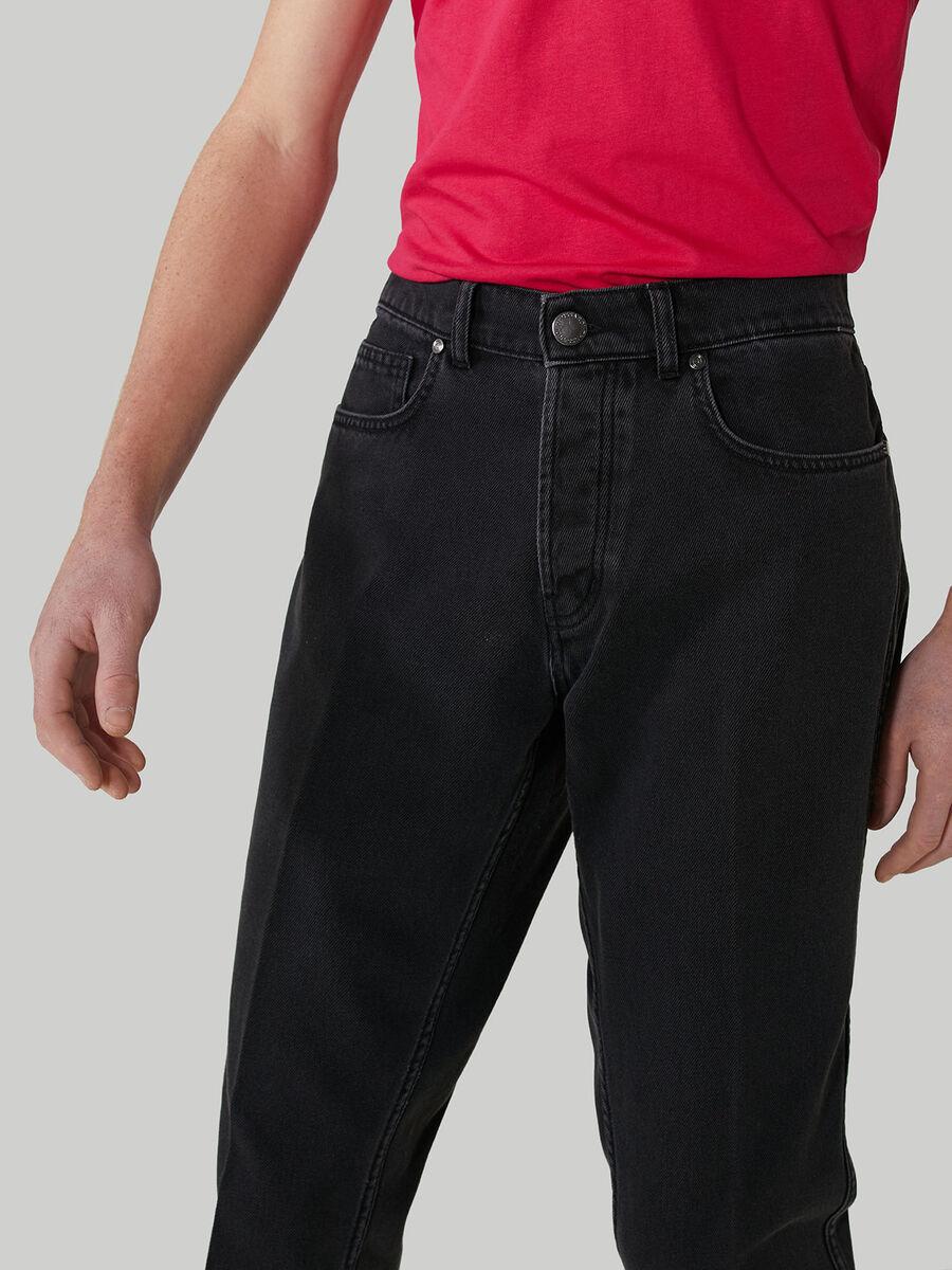 Cotton denim Taper 360 jeans