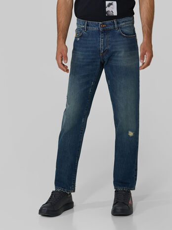 Jeans 370 Close aus Firm Denim