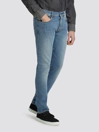 Slim fit five pocket Seasonal 370 jeans