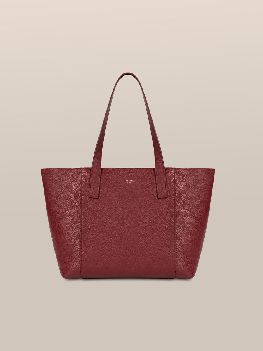 Medium Olivia shopper in Lordship leather