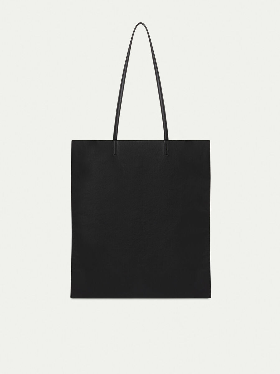 Shopper aus Nappaleder