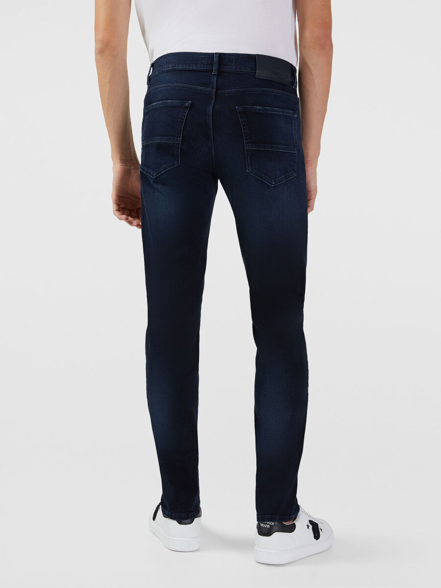Close 370 jeans in Runner stretch denim