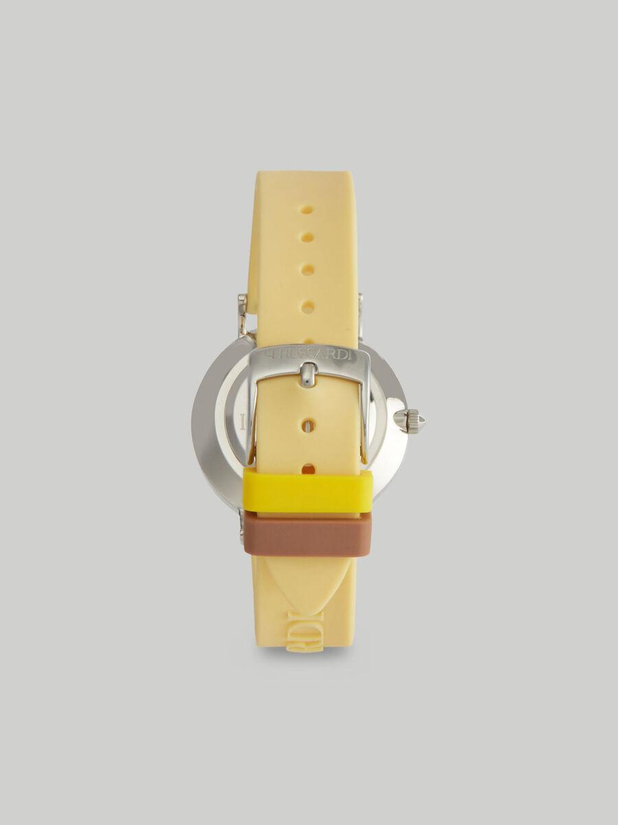 Orologio T-Motif 33MM con cinturino in silicone