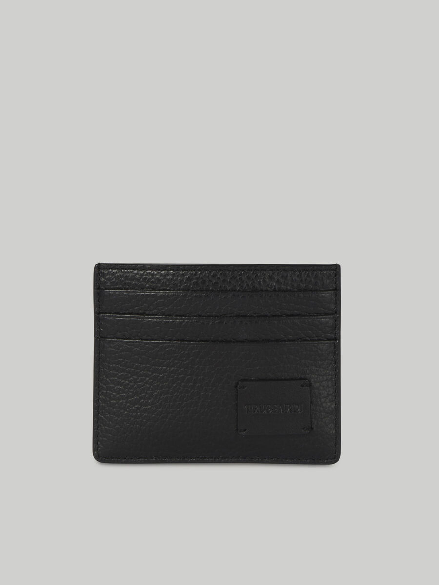 Small leather Business card holder