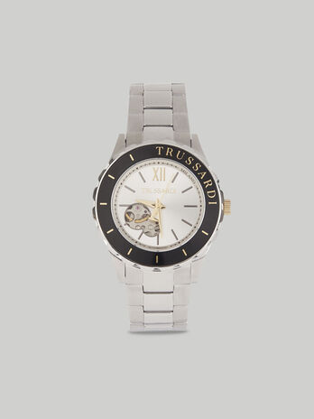 43 mm steel T-Logo watch