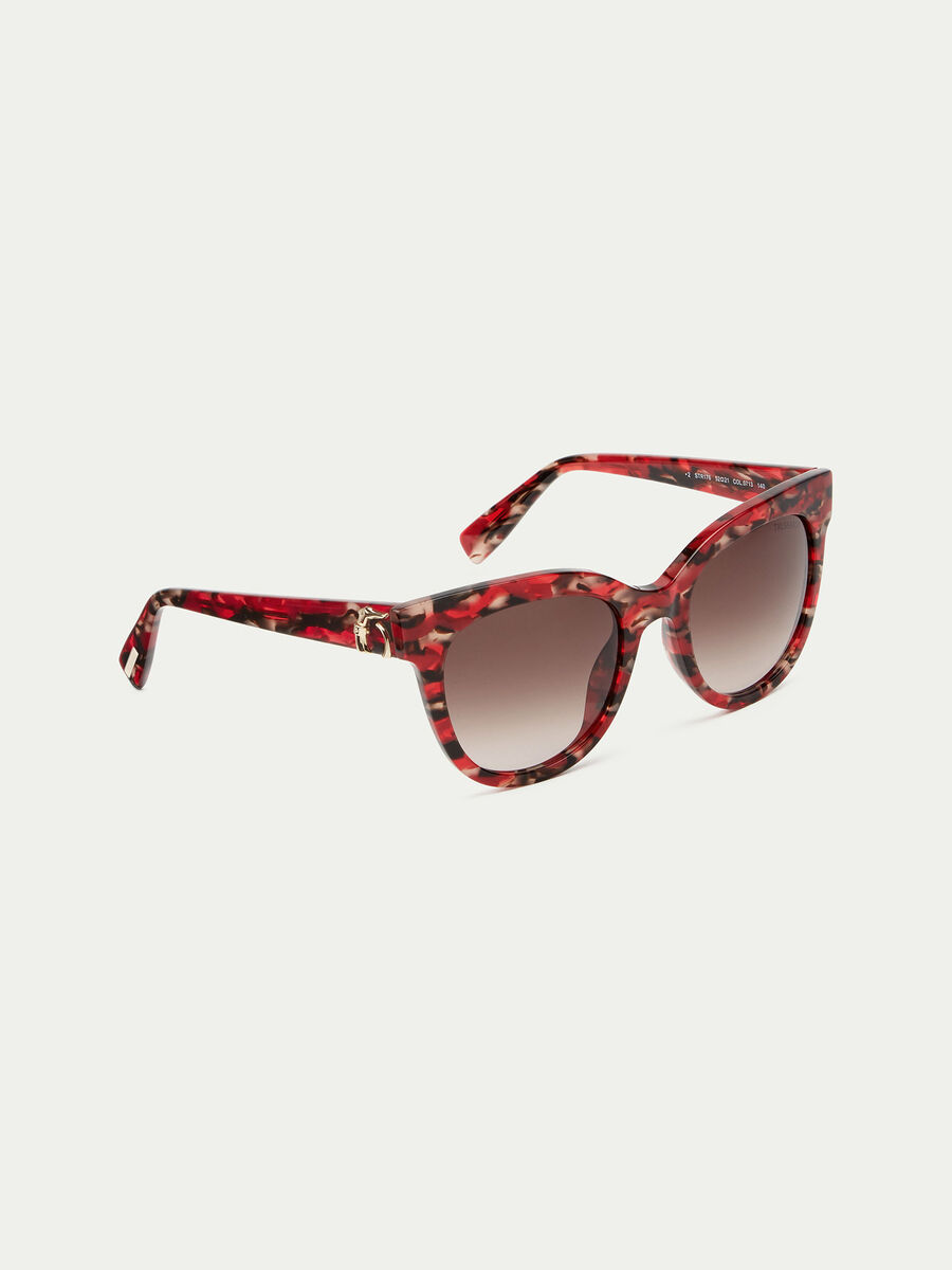 Sunglasses with Levriero greyhound design