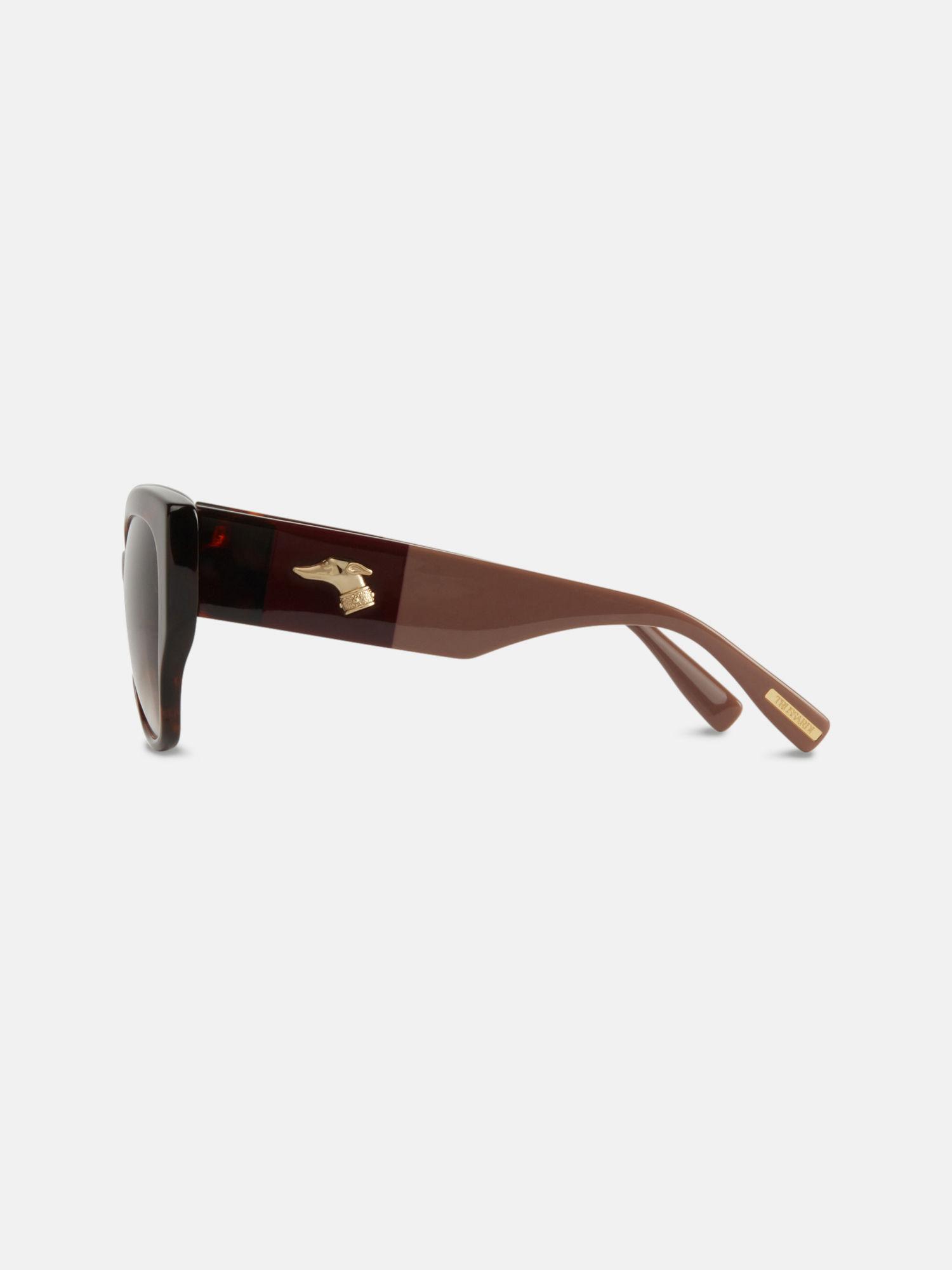 Tortoiseshell-sunglasses-with-Levriero-greyhound-detail_TRUSSARDI_10_05_1906051902104_L NON PERDERE I SUMMER SALE TRUSSARDI CON SCONTI FINO AL 50%