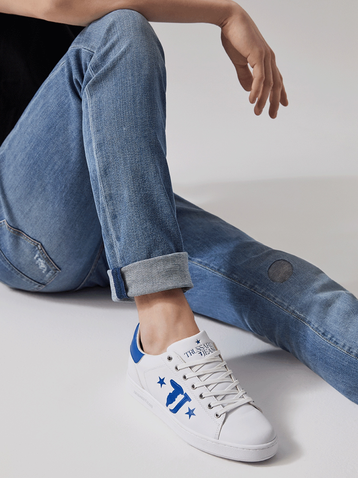817a17f76b5b Men's shoes | Trussardi ®